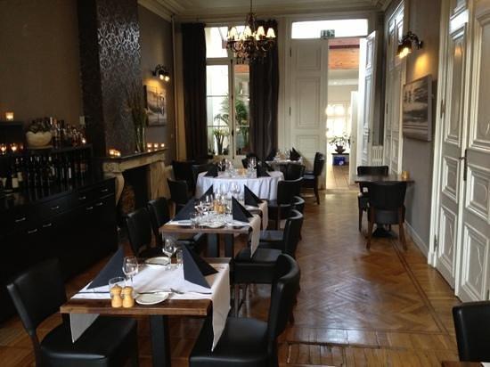 Restaurant interieur foto van la provence gent for Interieur restaurant