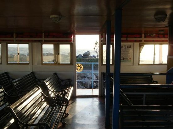 "Charco Verde:                   Ferry ""El Che"""