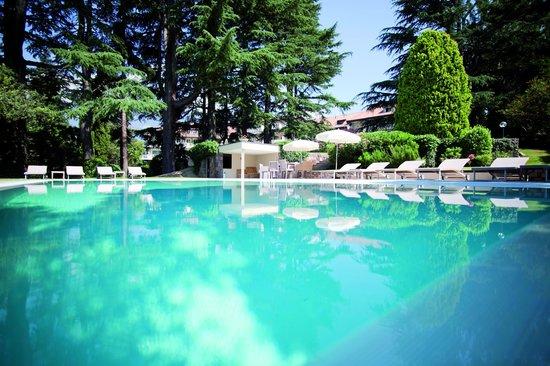 Leading Health Spa Villa Eden: Schwimmbad