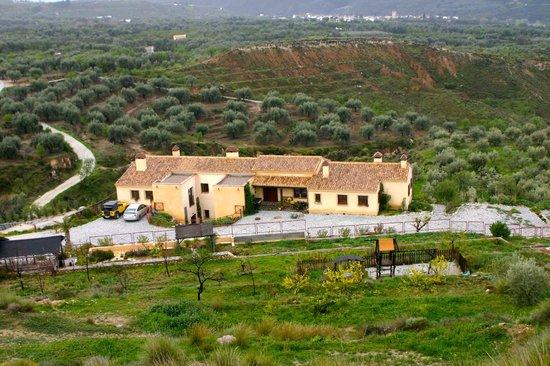 La Finca del Castillo Arabe: La Finca and the Valley of Lecrin