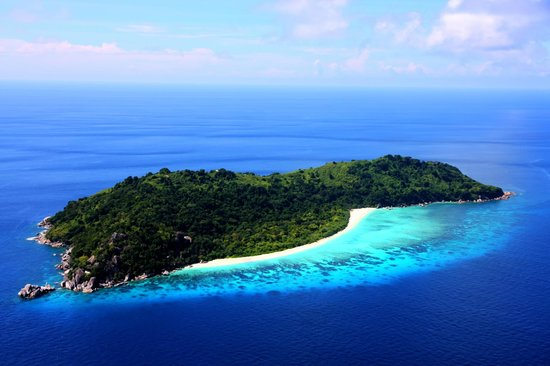 The forbidden Zone - Similan Island #1 - Photo de Similan Islands National Pa...