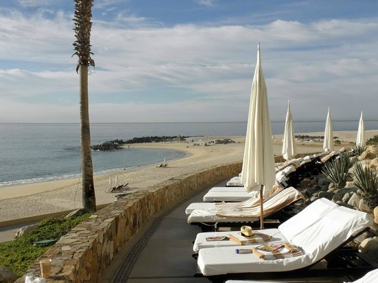 Hilton Los Cabos Beach & Golf Resort:                   Overlooking the beach and the Sea of Cortez