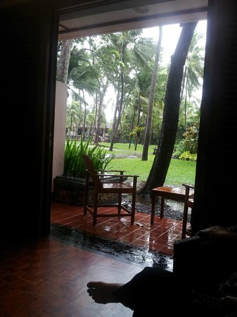Ramada Bintang Bali Resort:                   View from Room