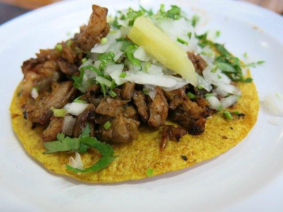 Tacos Rigo :                   Gringa