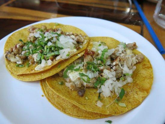 Tacos Rigo :                   tacos