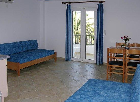 Foto de Vrachos Beach Hotel