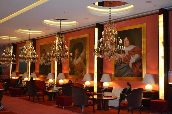 De L'Europe Amsterdam:                   Lobby