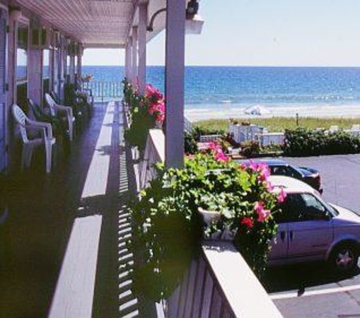 Sandpiper Beachfront Motel Foto