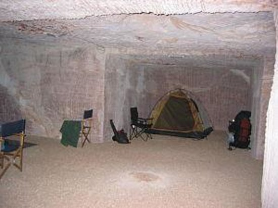 Riba's Underground Camping Picture