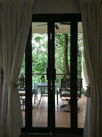 Tulemar Bungalows & Villas:                                     Balcony