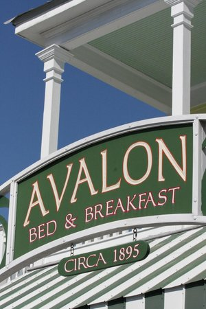 Avalon Bed and Breakfast: The Avalon