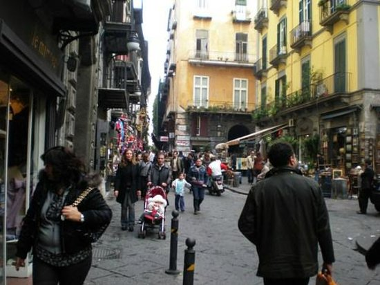 Flat Napoli Perche No: Via San Biagio dei Librai