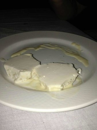 Sanctuary Cap Cana by AlSol:                   Capriccio  - Ricotta Cheesecake?