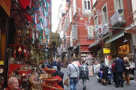 Flat Napoli Perche No: Via San Gregorio Armeno