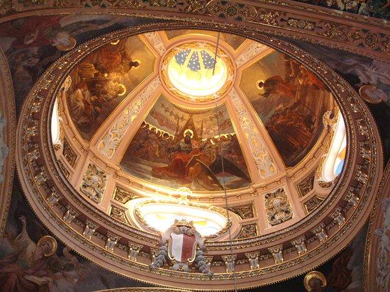 Valletta, Malta: St Paul's Pro Cathedral