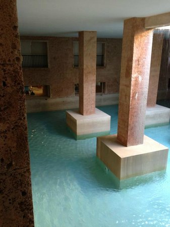 Sanctuary Cap Cana by Playa Hotels & Resorts:                   Water Feature/Gym