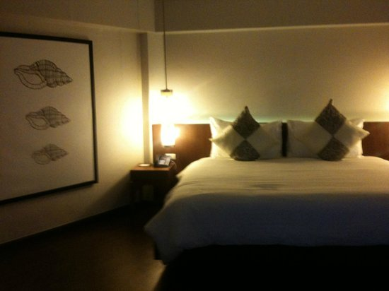 Beyond Resort Krabi:                                     Chambre