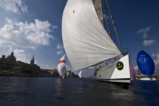 Valletta, Malta: Rolex Middle-Sea Race