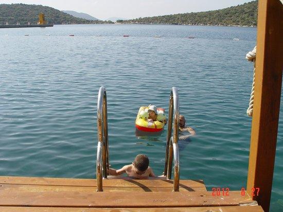 Doria Hotel Yacht Club Kas:                   INANILMAZ ...