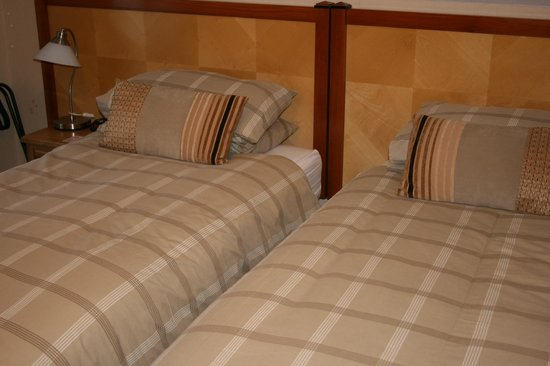 The Old Manse Guesthouse: Twin Room