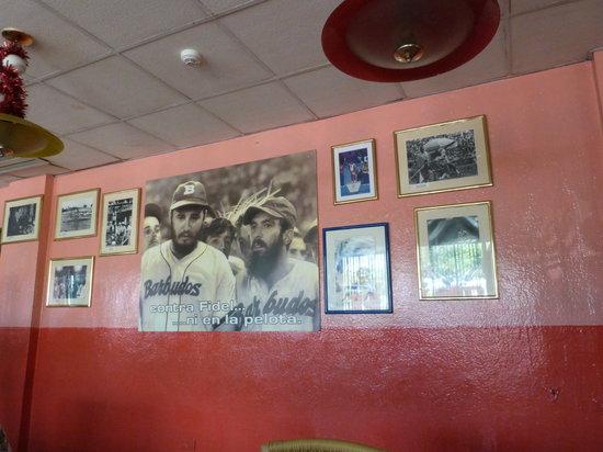 Restaurant Kasalta :                                     Le décor
