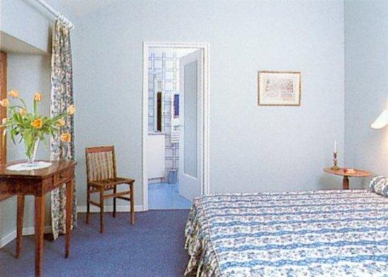 Le Nid a Bibi : Petite chambre bleue n°2