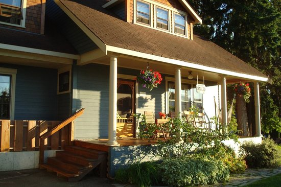 A la Maison Richmond: Nice porch