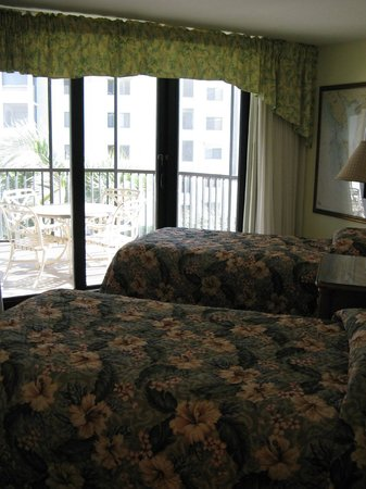 Pointe Estero Beach Resort:                   2nd bedroom