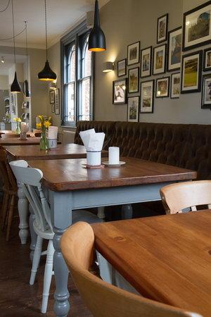 The Kings Head Restaurant: Kings Head Wye Bar and Restaurant