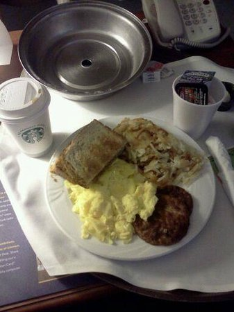 BEST WESTERN PLUS La Porte Hotel & Conference Center:                   Breakfast two