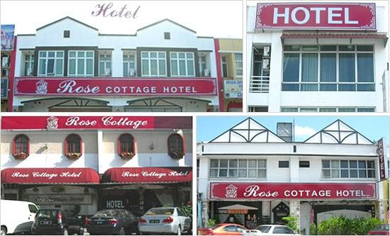 Rose Cottage Hotel Taman Perling