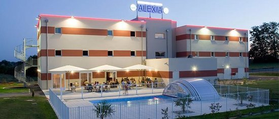 Hotel Restaurant Alexia