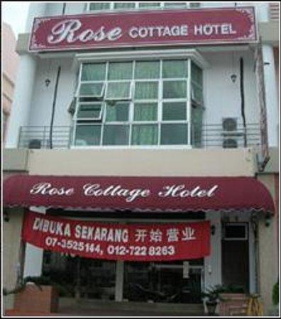 Rose Cottage Hotel Taman Nusa Damai Johor Bahru