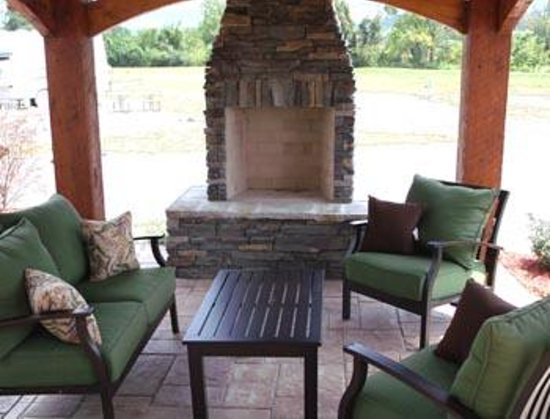Cove Creek RV Resort : Premier Site #40