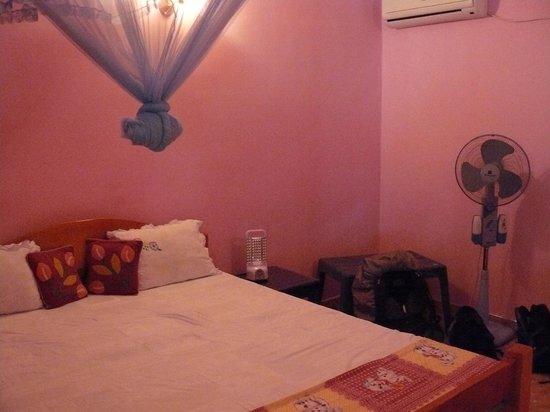 Sigiri Lion Lodge:                   notre chambre