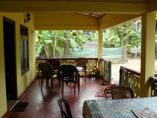 Sigiri Lion Lodge:                   là ou nous prenions les petit déjeuners