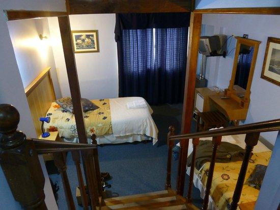 Hosteria Valle Frio:                   My room