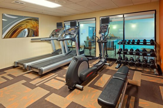 Courtyard Denver Southwest/Lakewood: Fitness Center