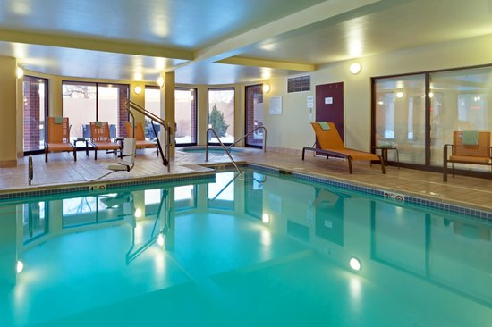 Courtyard Denver Southwest/Lakewood: Indoor Pool