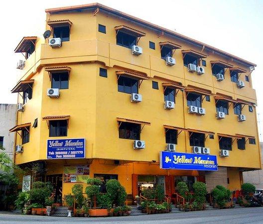 Yellow Mansion Hotel Foto
