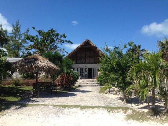 Fernandez Bay Village: bâtiment principal