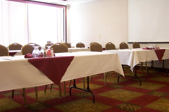 Clarion Inn: Lewis and Clark meeting rooms