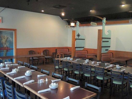 Zaharias:                   Dining Room