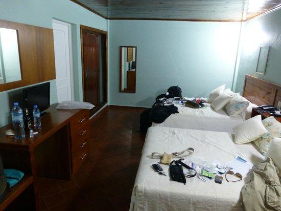 La Sorgente Hotel Posada:                   Our room