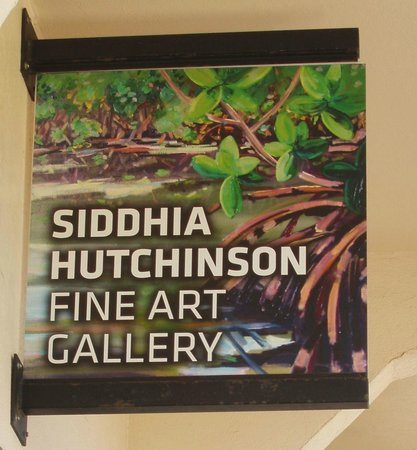 Siddhia Hutchinson Fine Art Gallery
