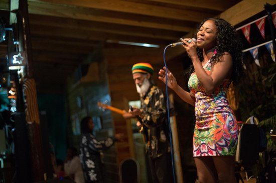 One Love Reggae Concert Series:                   beautiful voice