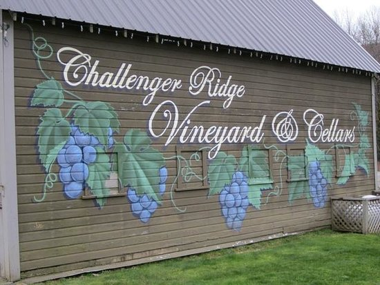 Challenger Ridge Winery