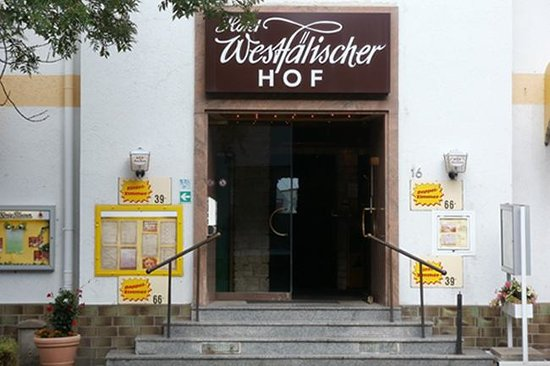 Hotel Westfalischer Hof Bad Oeynhausen