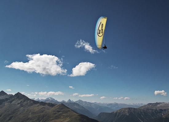 Air-Davos Paragliding