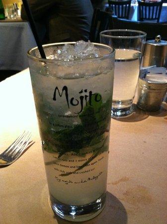 La Bodeguita del Medio:                   Mojito- not the best I've had, but good